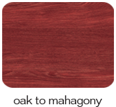 oak-to-mahagony